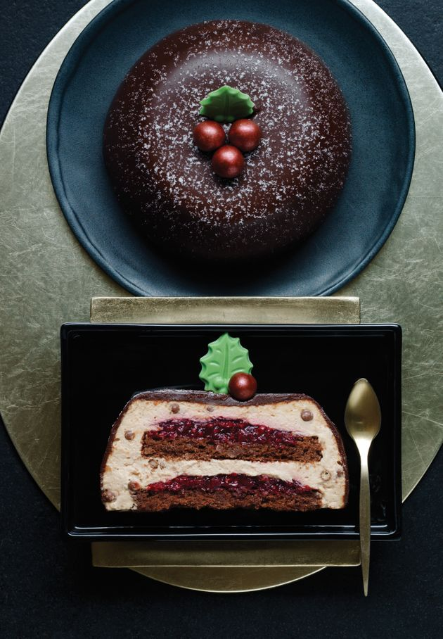 M&S Christmas Food Revealed For 2016 Including Chocolate ...