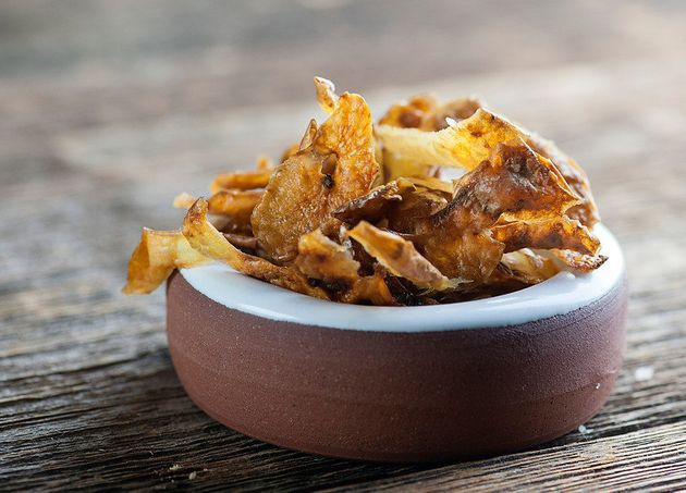 You'll Never Believe What These Potato Chips Are Made
