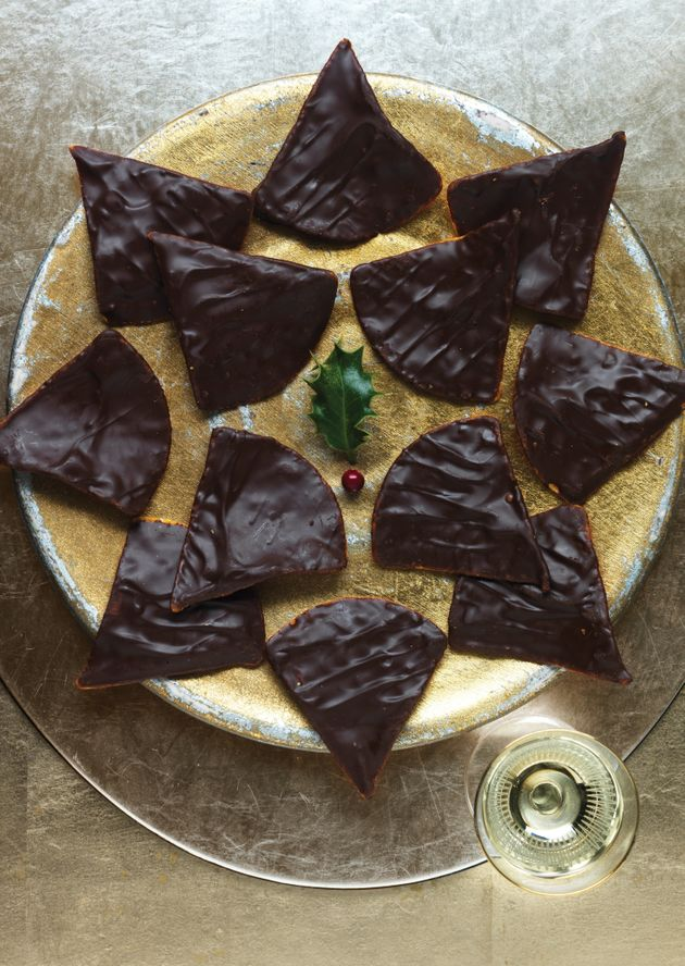 M&S Christmas Food Revealed For 2016 Including Chocolate Tortillas, Mini Hog Roasts And