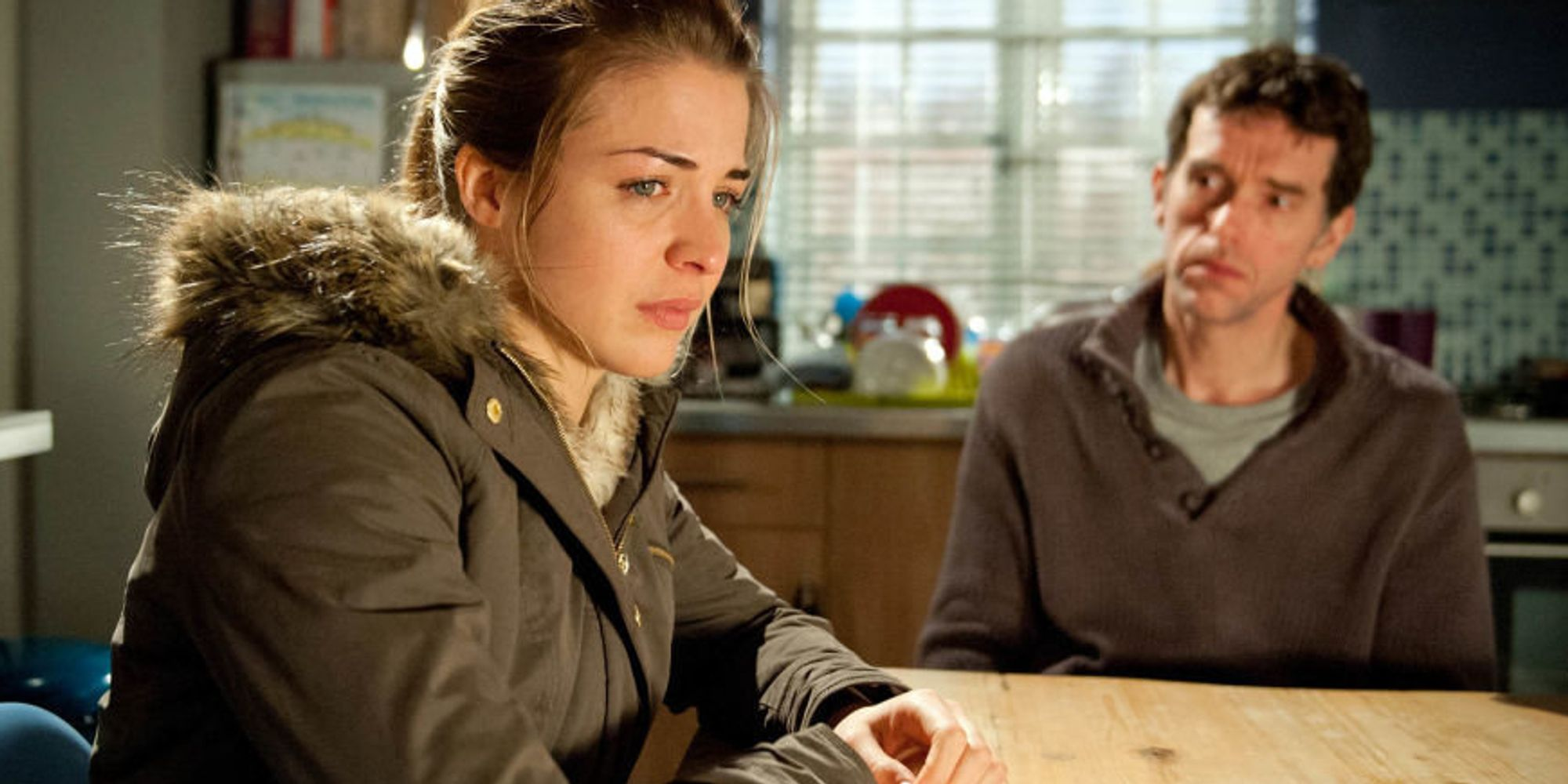 Emmerdale spoilers carly hope s baby storyline to be