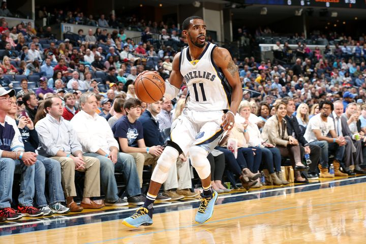 Grizzlies point guard Mike Conley Jr. is the owner of the most lucrative contract in league history.