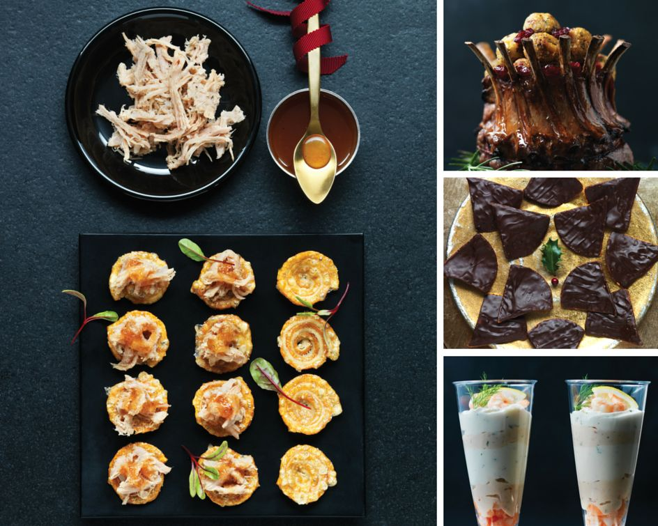 A Sneak Peek Of M&S' Christmas Food
