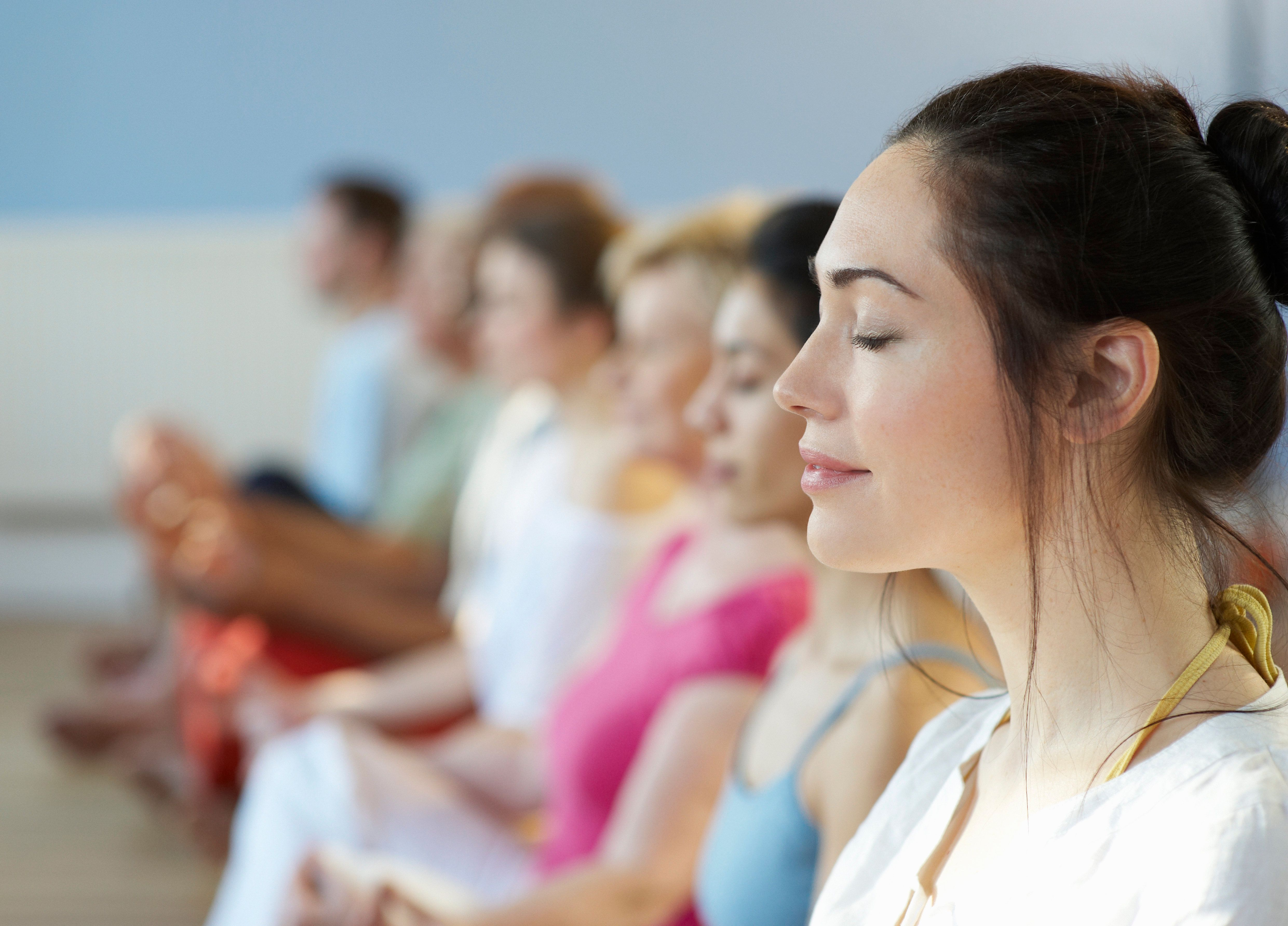 Here's How You Can Meditate Anytime,