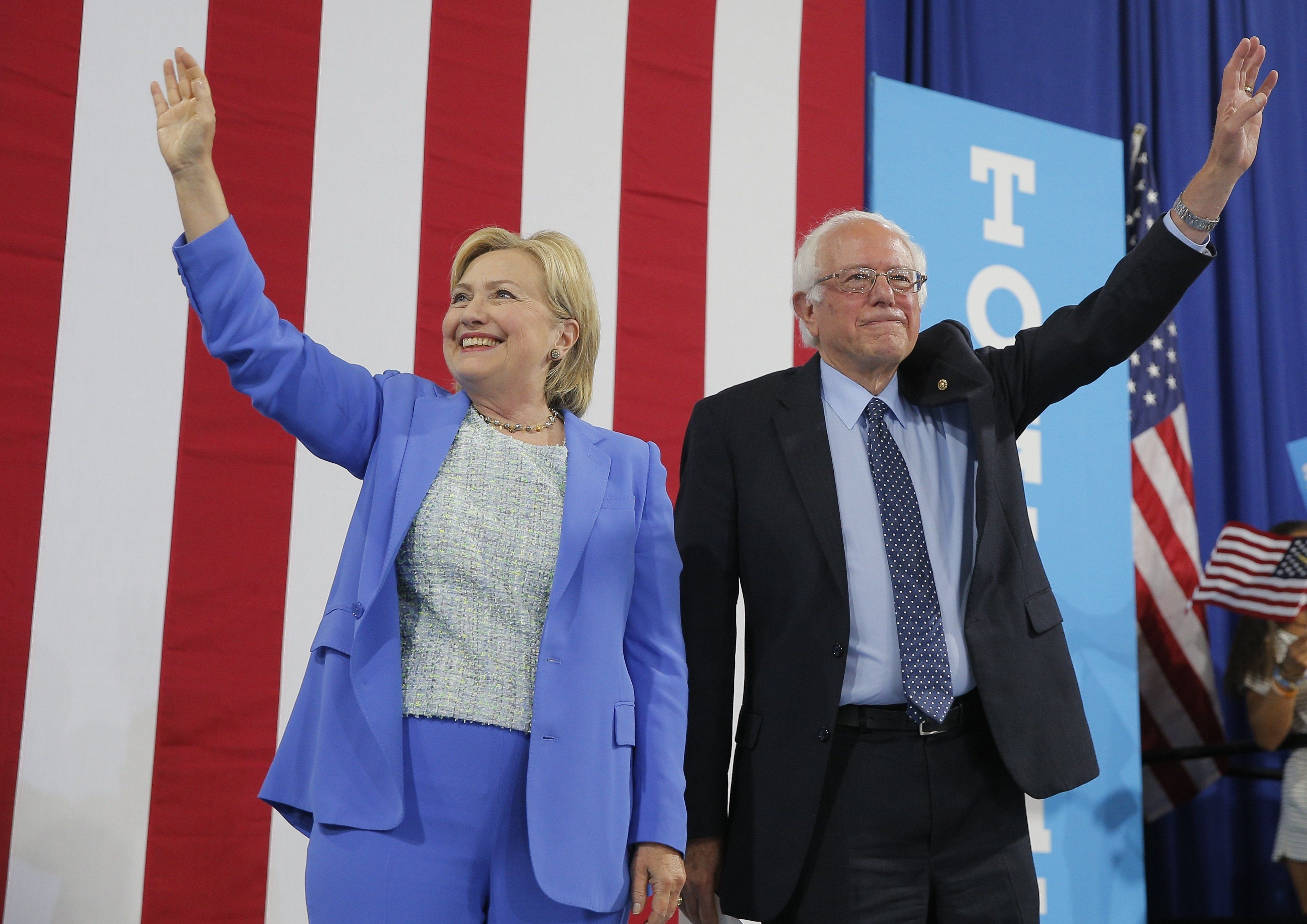 Bernie Sanders' candidacy was far more successful than many pundits