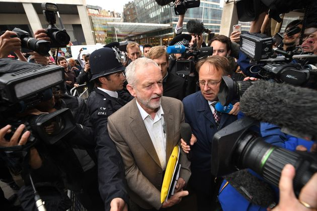 Jeremy Corbyn Future Hangs In Balance After National Executive Committee Opts For Secret