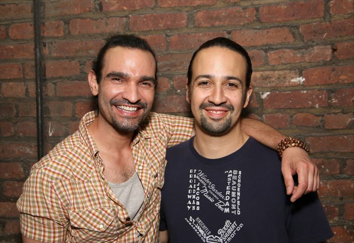 Javier Muñoz and Lin-Manuel Miranda have tackled the role together for more than year. Now Muñoz takes the