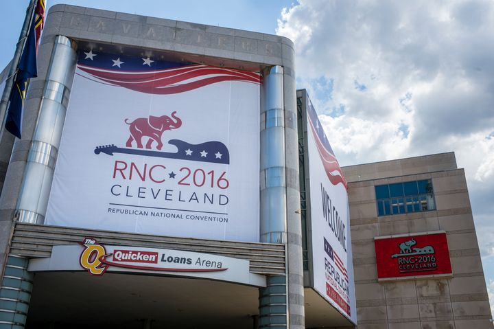 The Republican National Committee is holding hearings this week in Cleveland on what the party's national platform should say