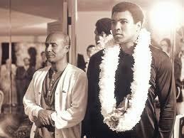 Sri Chinmoy and Muhammad Ali