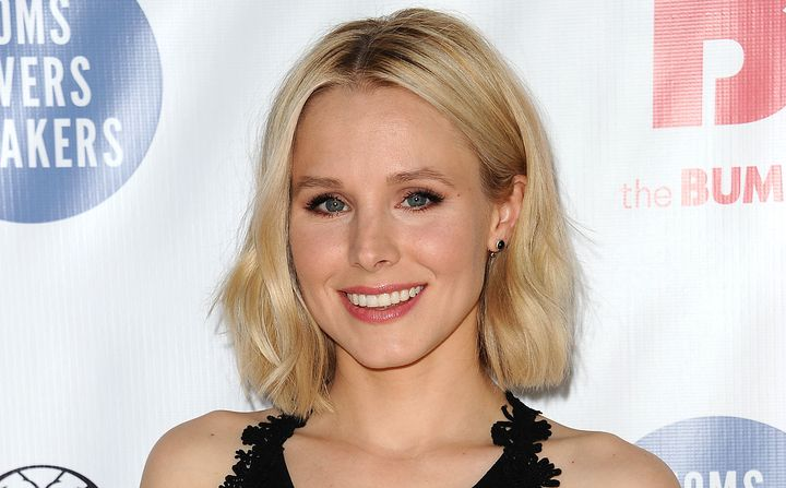 Kristen Bell won't put up with unrealistic bodystandards for new moms.