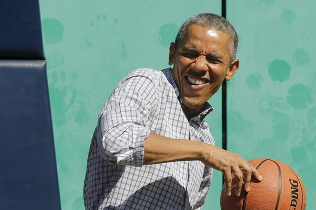 6 Things Obama Can Teach Us About Self-Care In Stressful