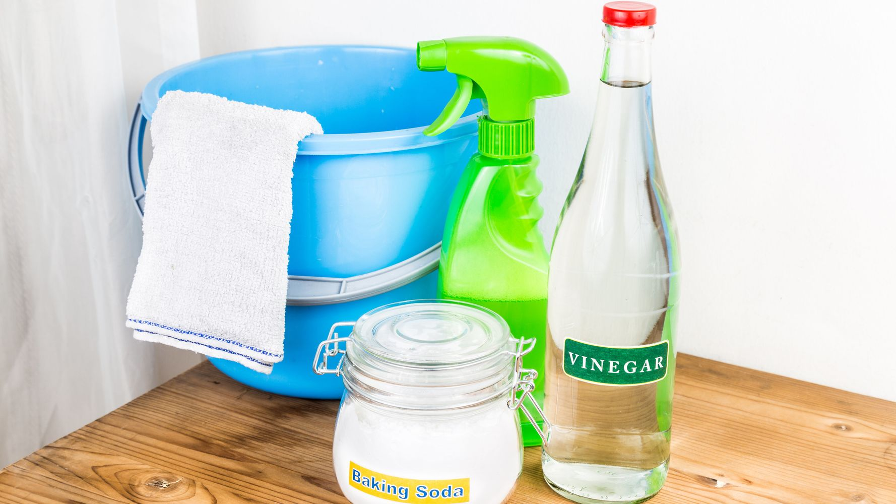 12 Homemade Cleaning Products That Really, Really Work | HuffPost