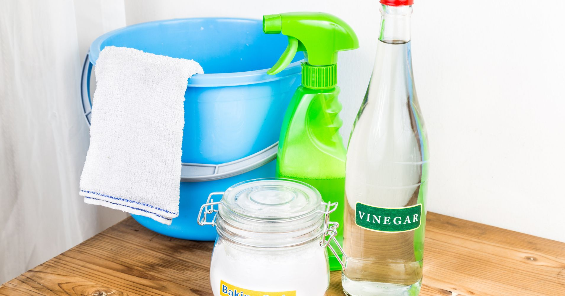 12 Homemade Cleaning Products That Really Really Work