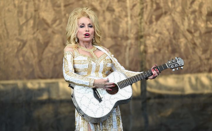 """""""I've often said people don't come to see me to see me, they come to see me to see them,"""" Dolly Parton said."""