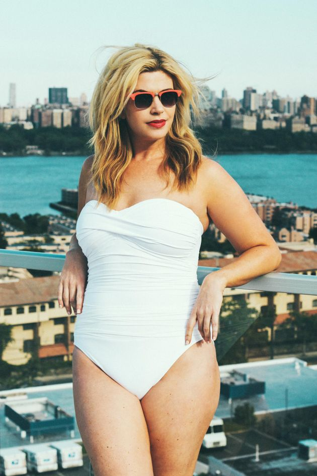 I Was Publicly Body-Shamed While Working As A Size 12 Swimsuit