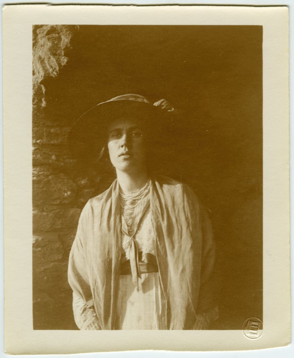 Vanessa Bell at Durbins, 1911, Unknown. Presented by Angelica Garnett, 1981 and 1988-92. Part of the Vanessa Bell Collection.