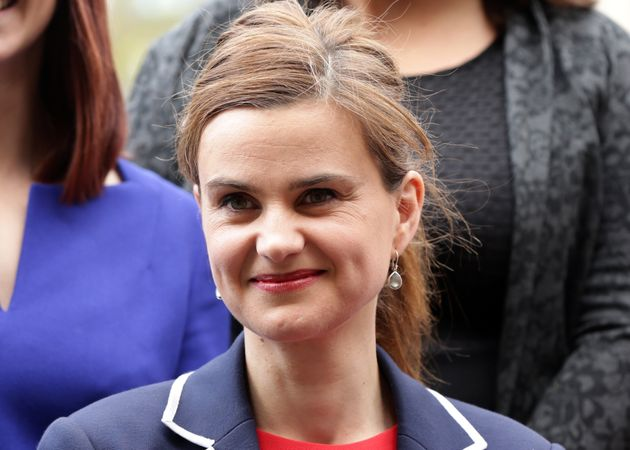 Jo Cox was killed outside the town library in her constituency last