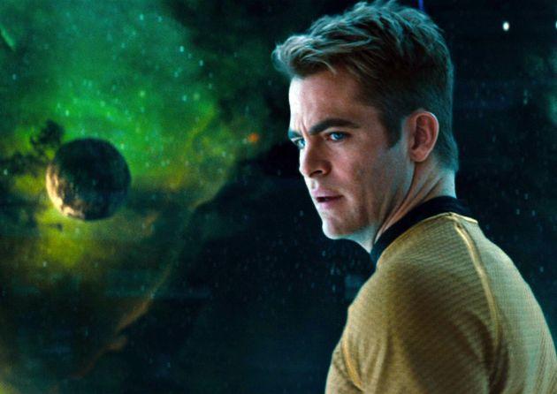 Chris Pine as Captain James T