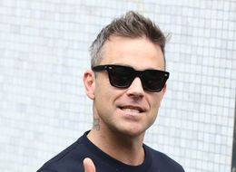 Robbie Williams' Comeback Single Sounds... Interesting