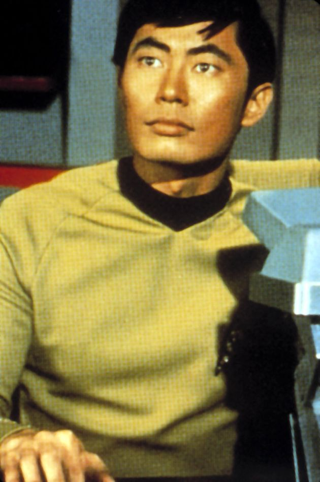 George Takei as Sulu in