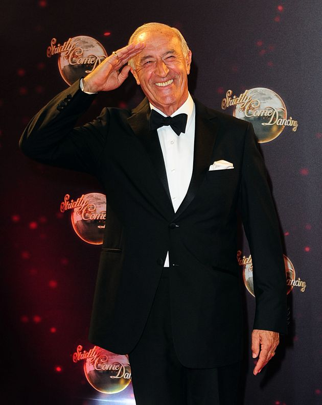 Len Goodman is stepping down from 'Strictly Come