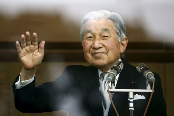 Local media is reporting that Japanese EmperorAkihito is planning to step down in a few years.