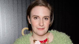 NEW YORK, NEW YORK - APRIL 06:  Actress Lena Dunham attends The Hollywood Reporter's 2016 35 Most Powerful People in Media at Four Seasons Restaurant on April 6, 2016 in New York City.  (Photo by Noam Galai/WireImage)