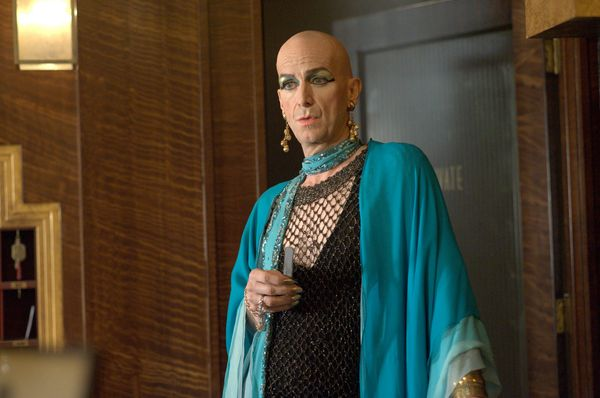 "Beyond Lady Gaga, we should note that this is the first ""American Horror Story"" season lacking a series nomination. Has"