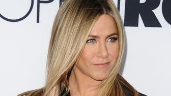 HOLLYWOOD, CA - APRIL 13:  Actress Jennifer Aniston attends the premiere of 'Mother's Day' at TCL Chinese Theatre IMAX on April 13, 2016 in Hollywood, California.  (Photo by Jason LaVeris/FilmMagic)
