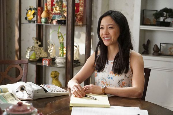 "Constance Wu, the soul of ""Fresh Off the Boat,"" was once again overlooked."