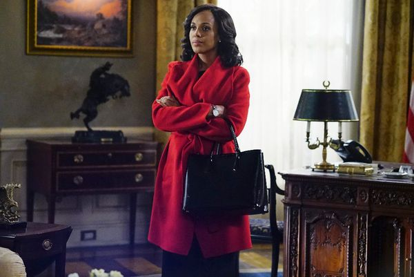 """Washington was nominated for playingAnita Hill in HBO's """"Confirmation,"""" but her signature turn on """"Scandal"""" was ignored"""