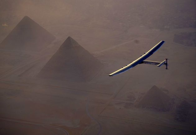 Solar Impulse Completes Its Penultimate Journey With Stunning Flight Over