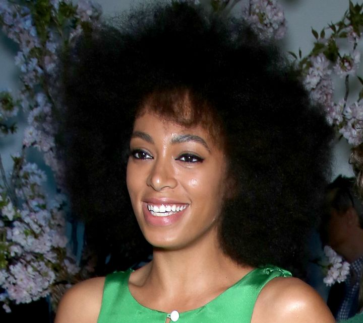 Solange is literally putting her money where her mouth is.