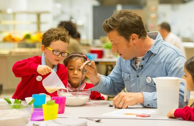 Jamie Oliver is guest-editing The Huffington Post UK as part of our Thriving Families