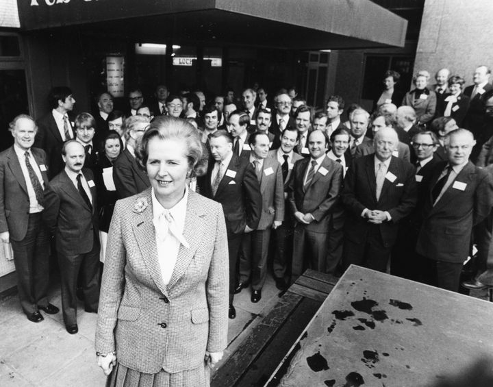 When Margaret Thatcher took office in 1979, only 3 percent of lawmakers were women.