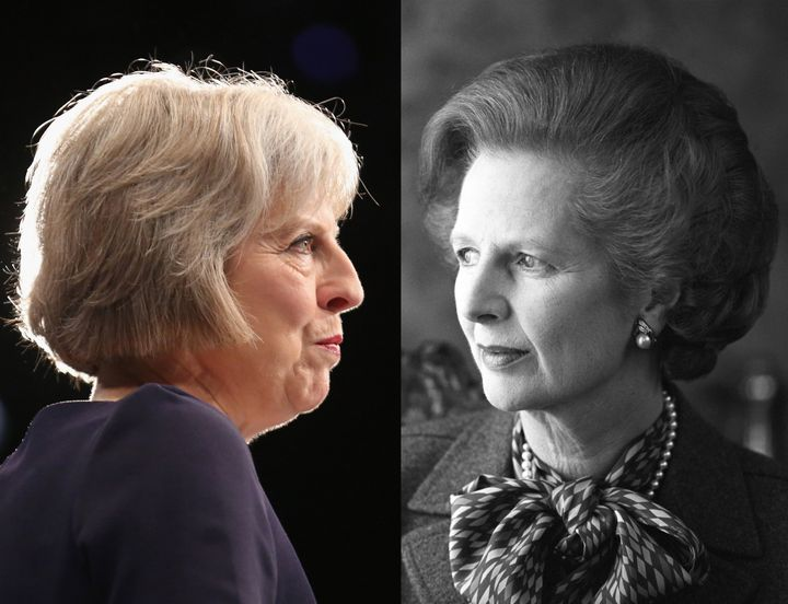 Theresa May became the second female prime minister of the U.K. on Wednesday, 37 years after Margaret Thatcher took office.