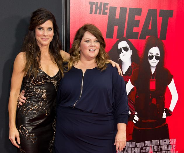 'The Heat' Was Originally Written For Tina Fey And Amy