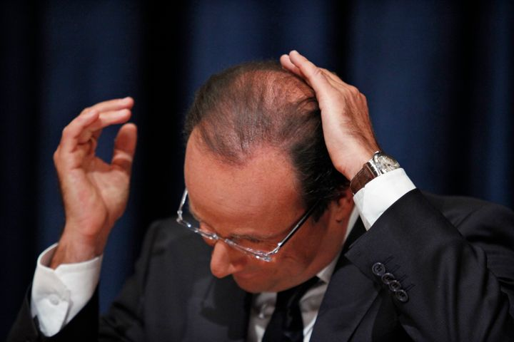 By the end of President Francois Hollande's firstterm, France will have paid hisbarber a gross salary of ne
