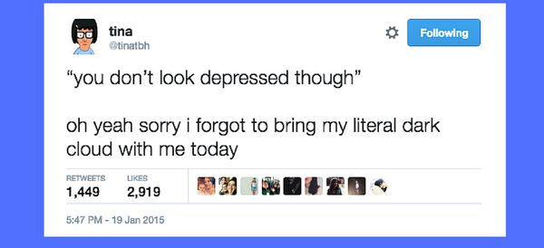 10 Tweets That Will Make Perfect Sense To People With Depression