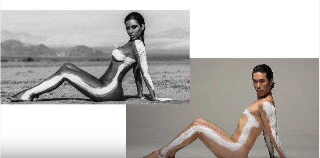What 4 Men Learned From Being Photoshopped Like Famous