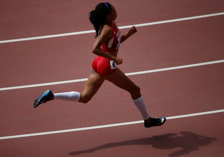 """Walking is the basis and foundation of the movements of sprinting ― so you start with that."" -- Allyson Felix."