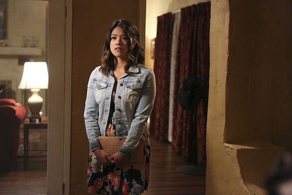 """Rodriguez is yet another recent Golden Globe winner who hasn't prospered with the Emmys. Her delightfulwork on """"Jane th"""