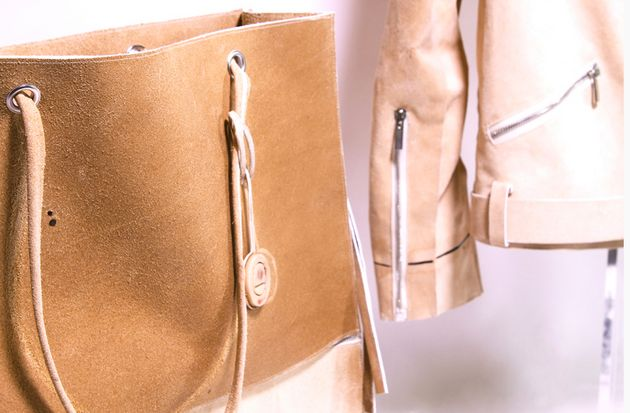 We Could Soon Be Wearing Leather Made From Human