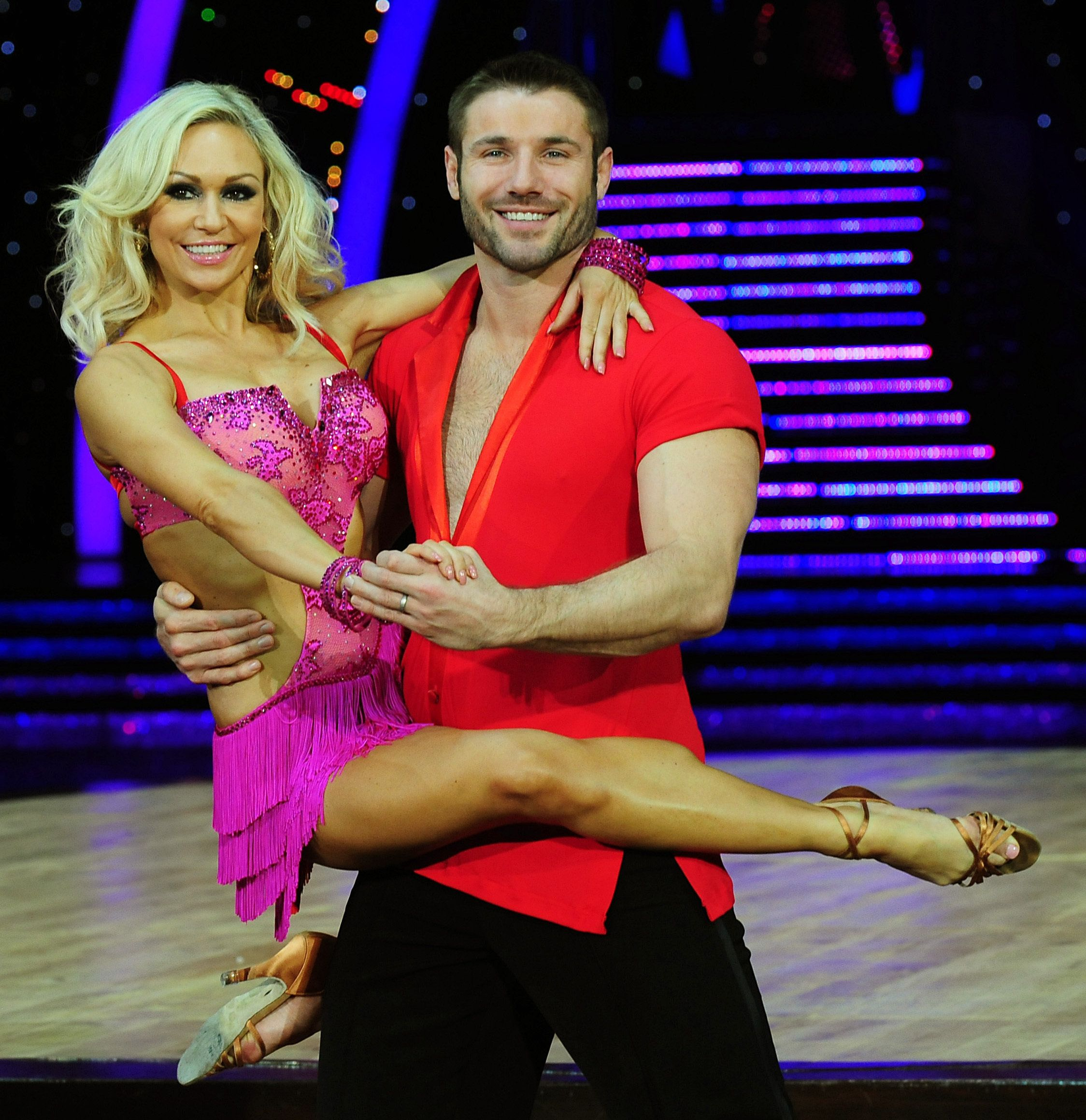 Strictly's Kristina Rihanoff Gives Birth To Baby Girl With Boyfriend Ben