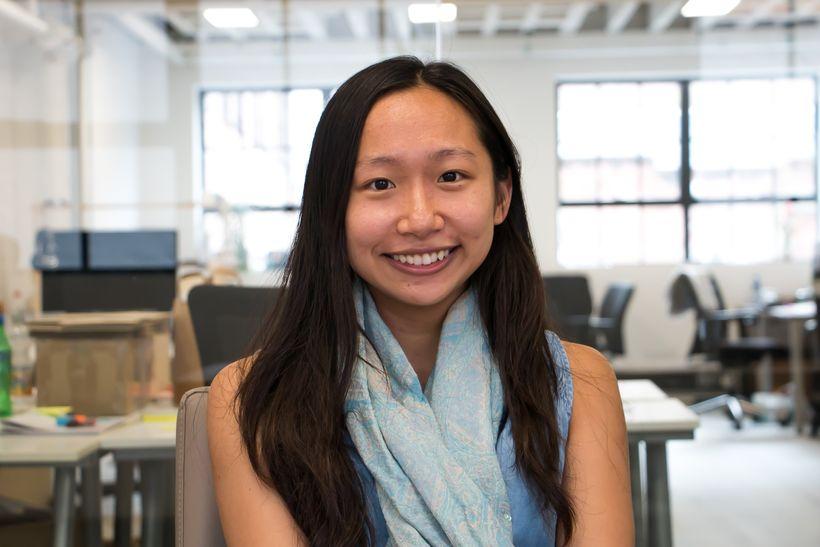 "<strong><a href=""https://twitter.com/bonniesychiu"" target=""_blank"">Bonnie Chiu</a></strong>, Co-Founder of <a href=""http://le"