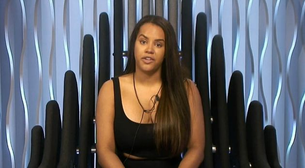 Lateysha has been evicted from 'Big