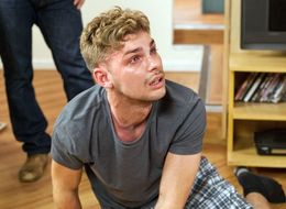 'Hollyoaks' Star Kieron Wins Praise For Powerful Three-Hander Episode