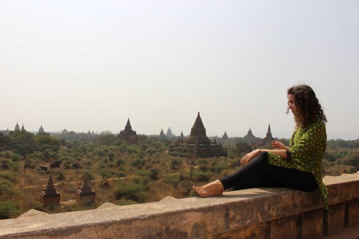 Exploring the beauty that is Bagan, Myanmar.