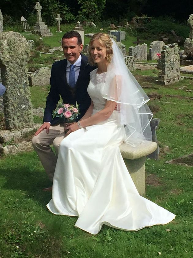 Bride Gets Married In 200-Year-Old Veil Passed Down Through Six Generations Of Her