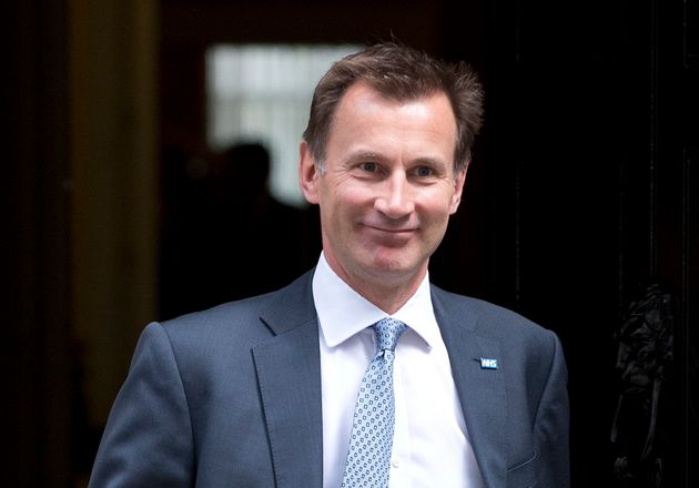 False reports emerged that Hunt was due to be
