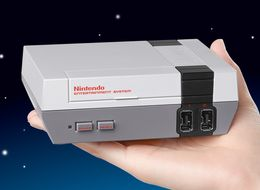 We Have Glorious News: Nintendo's Bringing Back The NES